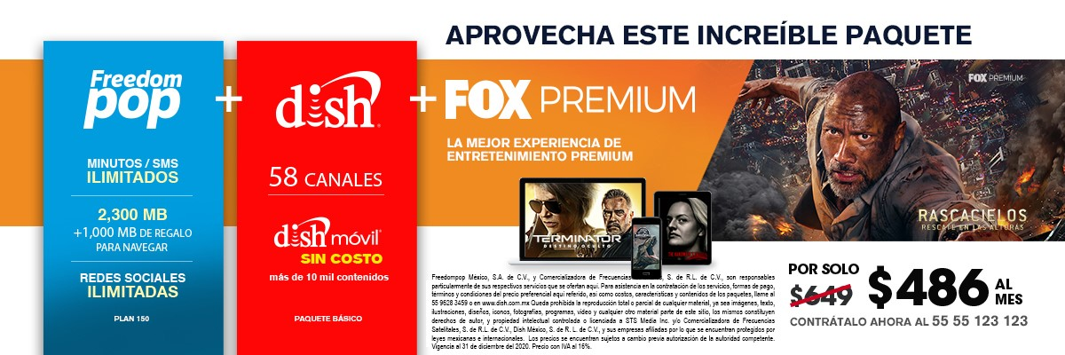 Dish+Fp+FOX