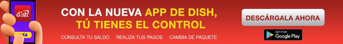 Nueva app de servicios dish