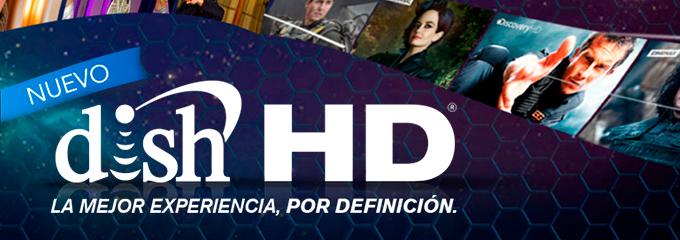 Nuevo Dish HD