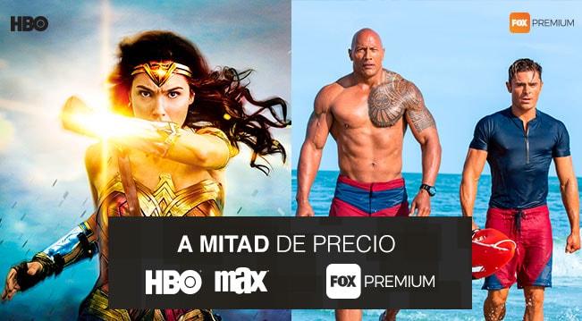 Click para ir a la oferta de HBO Y FOX