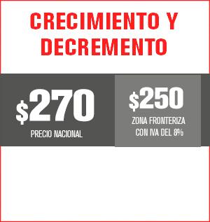 crecimientoi y decremento precio 260 pesos y aplica para equipos M31, M32, M510, M211 Y HS8202......