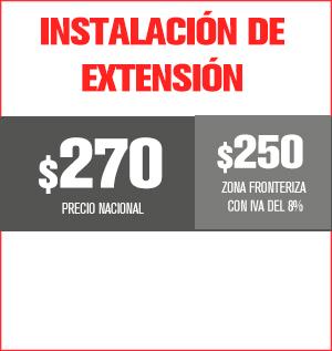 extensiones exclavas precio 255 pesos y aplica para equipos M31, M32, M510, M211......