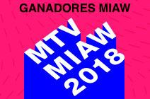 Ganadores de los premios MIAW