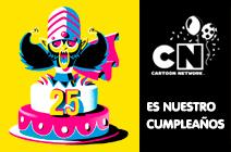Aniversario Cartoon Network